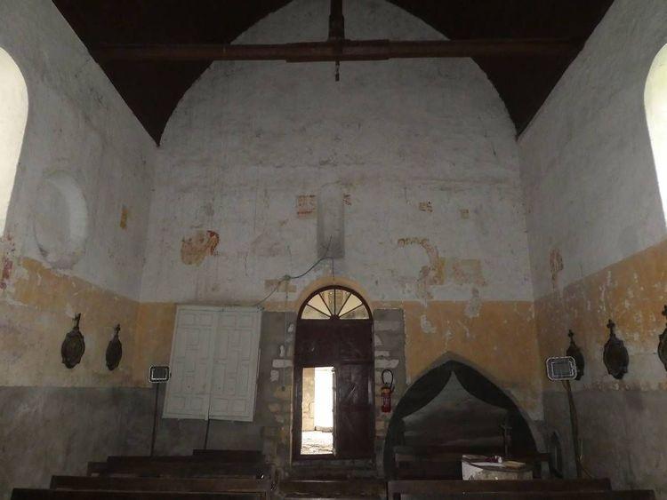 Nef de l'église Saint-Etienne