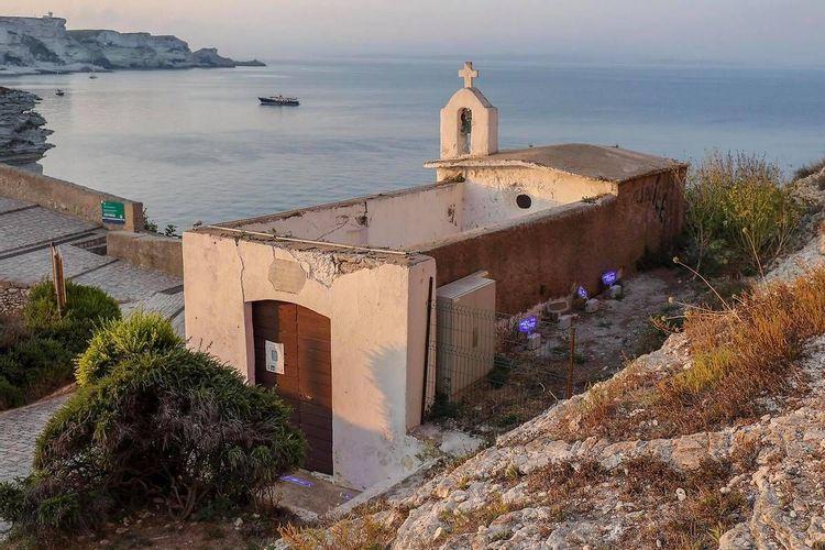 Restauration de la chapelle Saint-Roch à Bonifacio