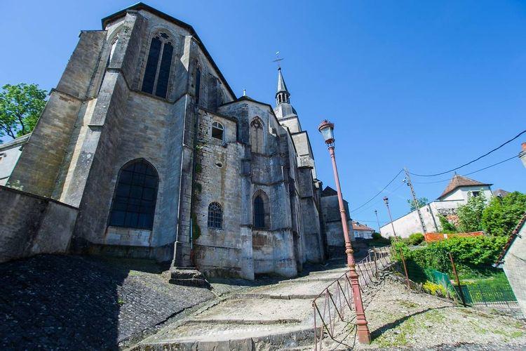 Eglise Saint-Nicolas à Neufchâteau dans les Vosges
