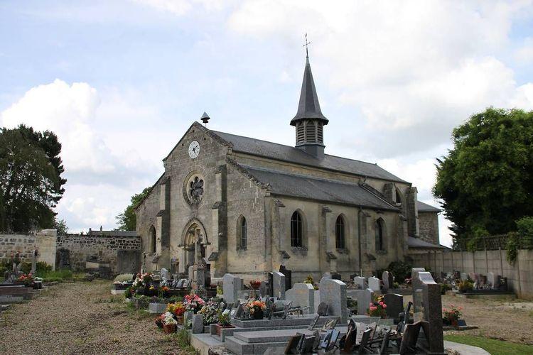 Eglise Notre-Dame de l'Assomption de Chaudun
