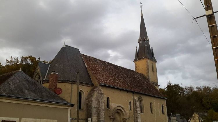 Eglise Saint-Jacques de Lisle