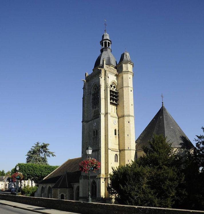 Orgue de l'église de Nogent-le-Rotrou
