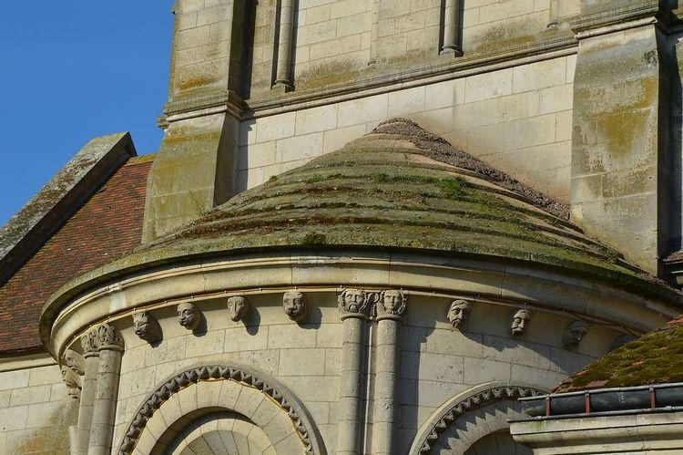 Eglise Saint-Maurice d'Agaune à Vauxrezis