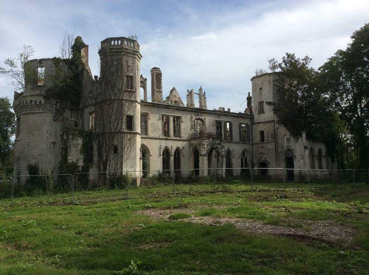 Château de Pont-Rémy
