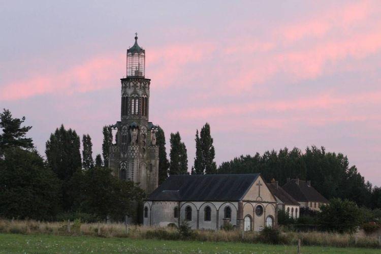 L'église Notre-Dame-de-la-Salette de Malétable