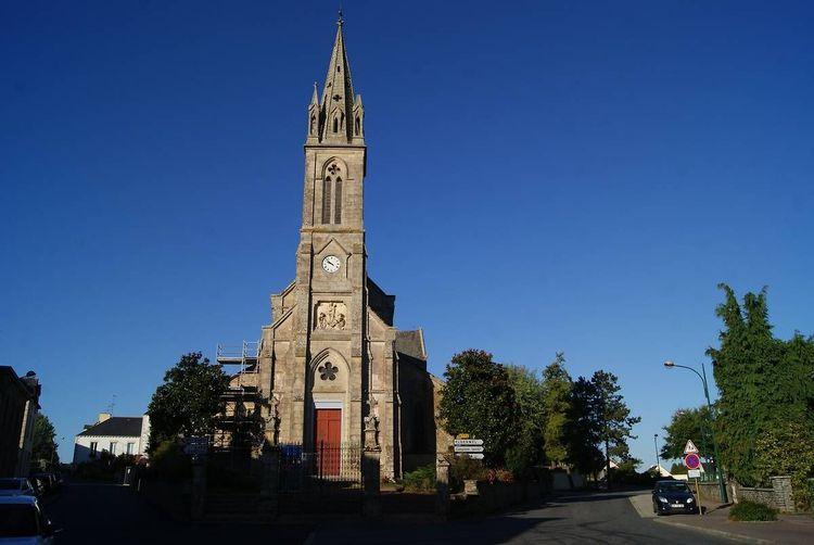 Eglise Saint-Marc-Joseph-d'Augan