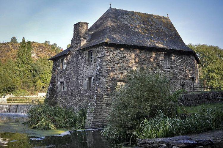 Moulin du Boël à Bruz