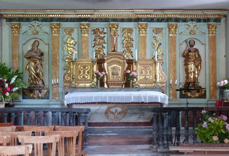chapelle saint-pierre de beaupuy