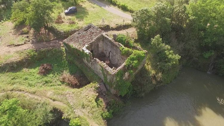 Moulin Dupuy à Saint-André-Lachamp