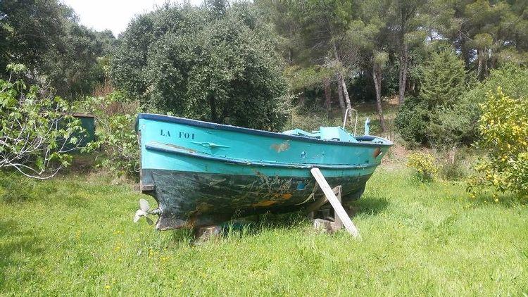 Bateau de pêche traditionnel «Pépito»