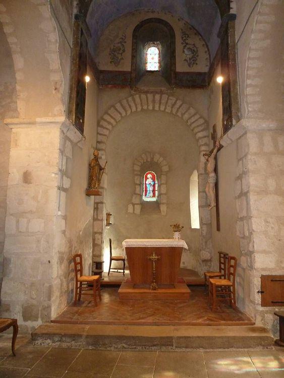 Eglise Saint-Bonnet de Sussat