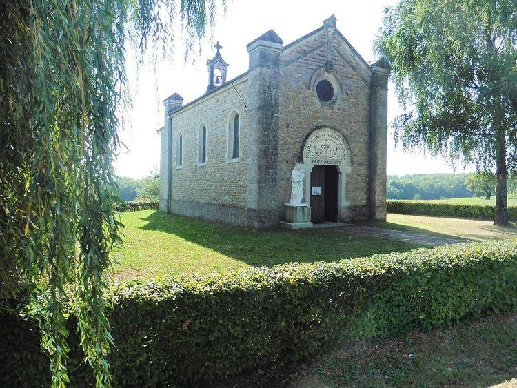 Chapelle de Bellor à Cormoz dans l'Ain