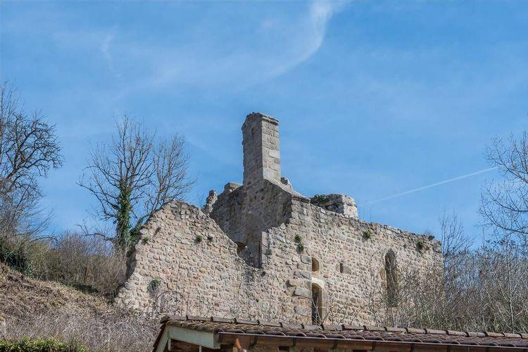 Chapelle médiévale de Salt-en-Donzy dans la Loire