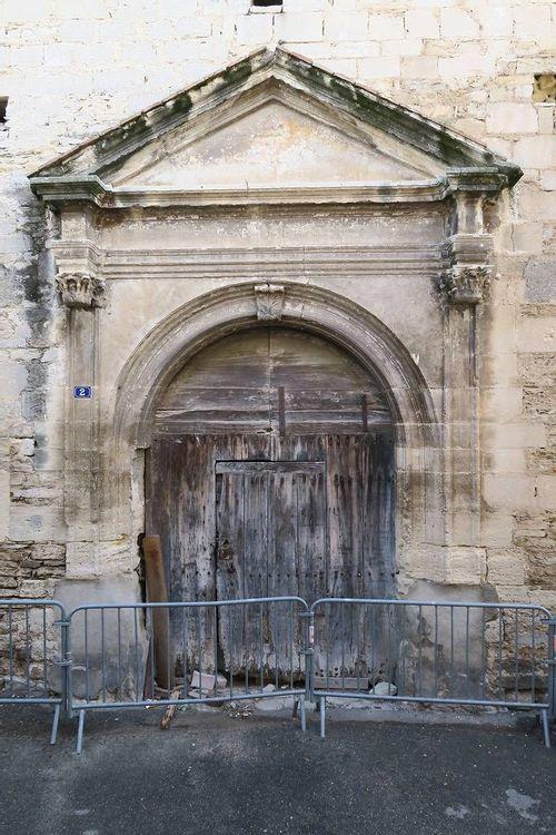 ancienne église paroissiale Saint-Pierre