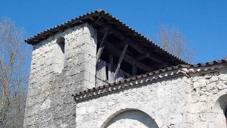 Tour - église Sainte-Raffine