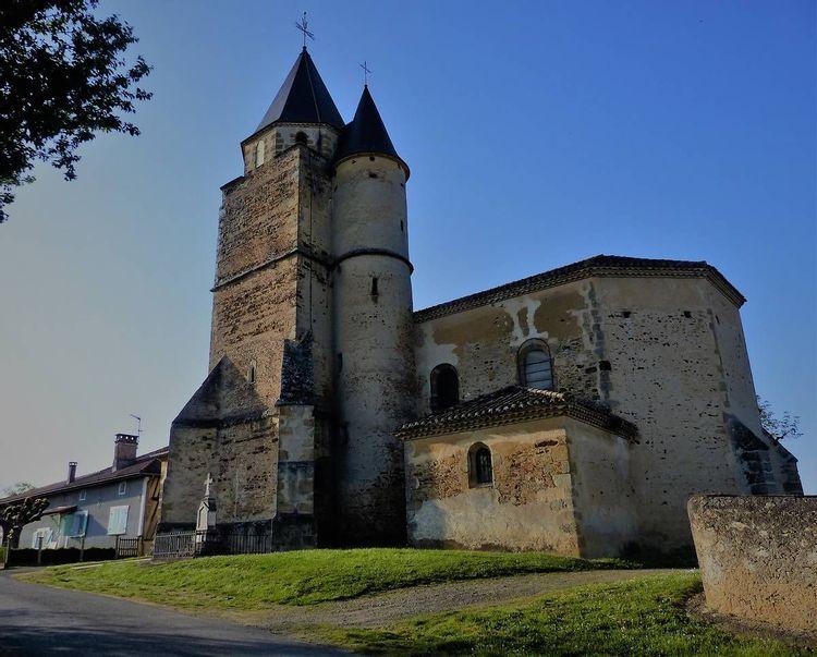 eglise saint-martin de perchède