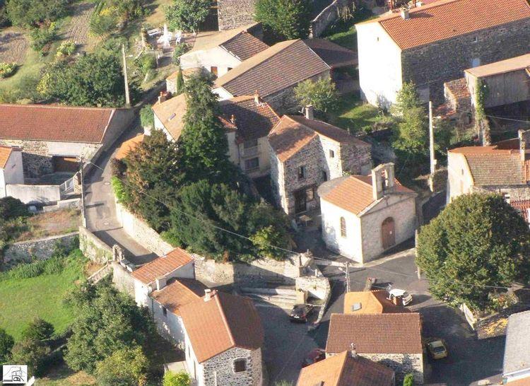 Chapelle de Lavelle à Saint-Vincent