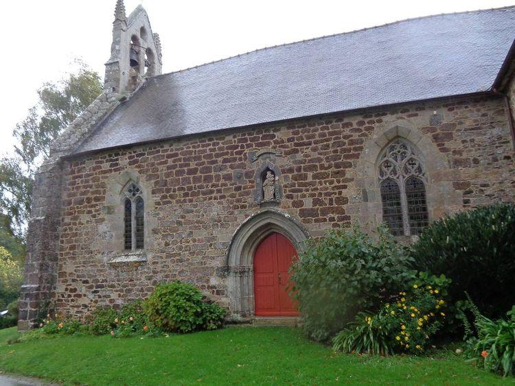la chapelle notre-dame de liscorno à lannebert