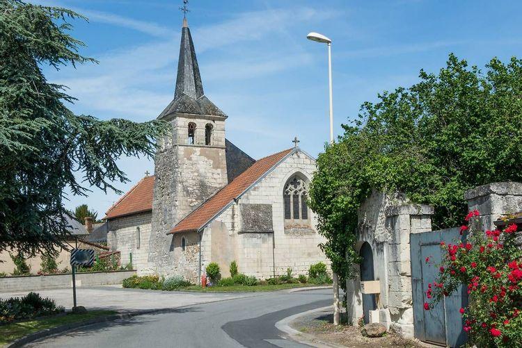 Eglise Saint-Hilaire d'Orches