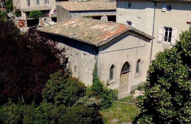 Chapelle Saint-Sernin à Chomerac
