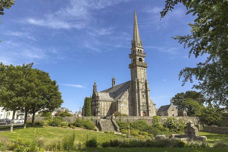 Eglise Saint-Gouesnou à Gouesnou