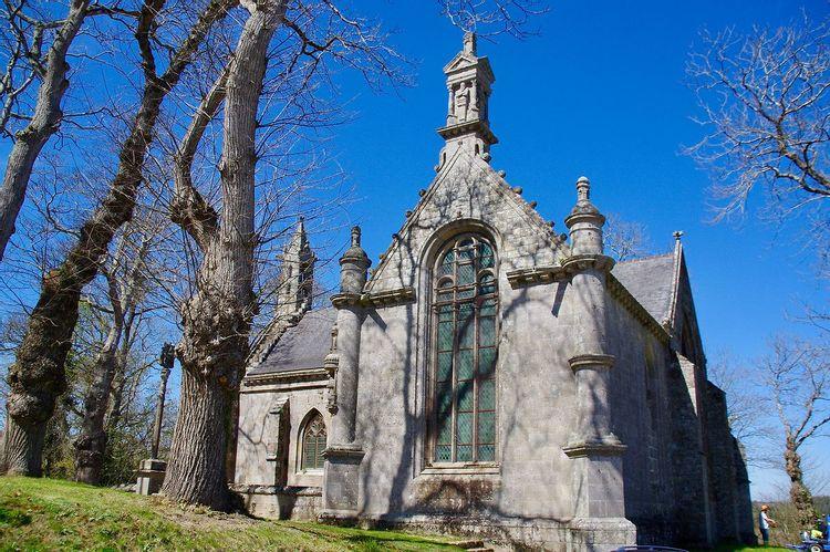 chapelle de kerfons à ploubezre  © commune de ploubezre