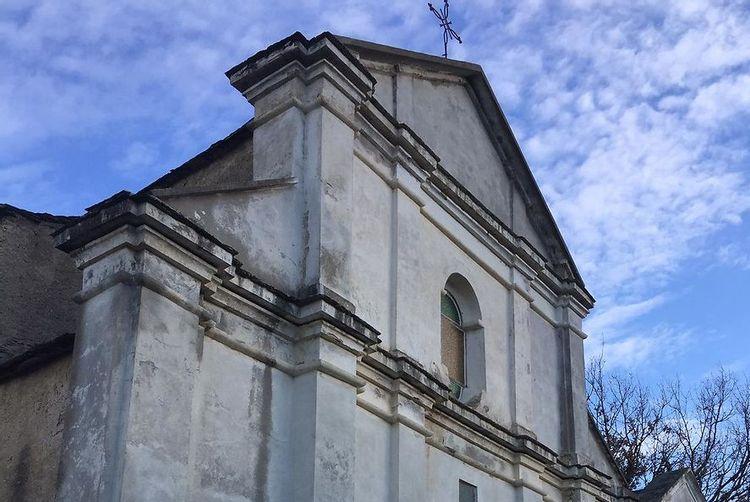 Eglise Santa-maria-Assunta de Rapale