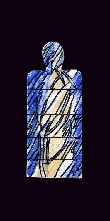 Chapelle de Trolez - Projet de vitrail