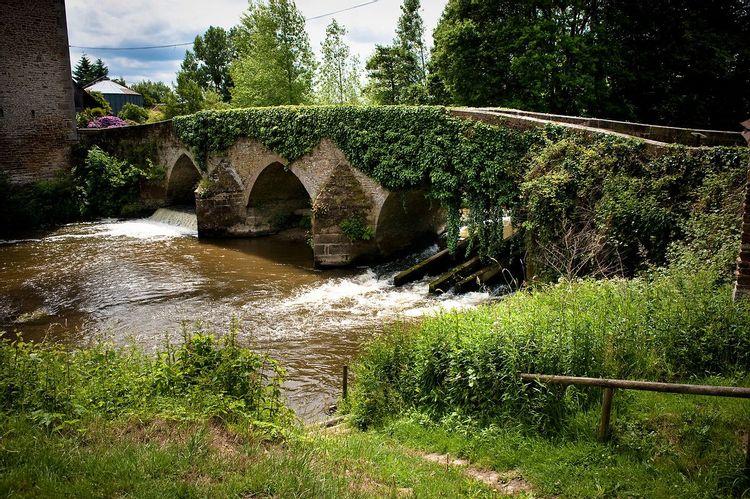 Pont du Couesnon à Val Coueson