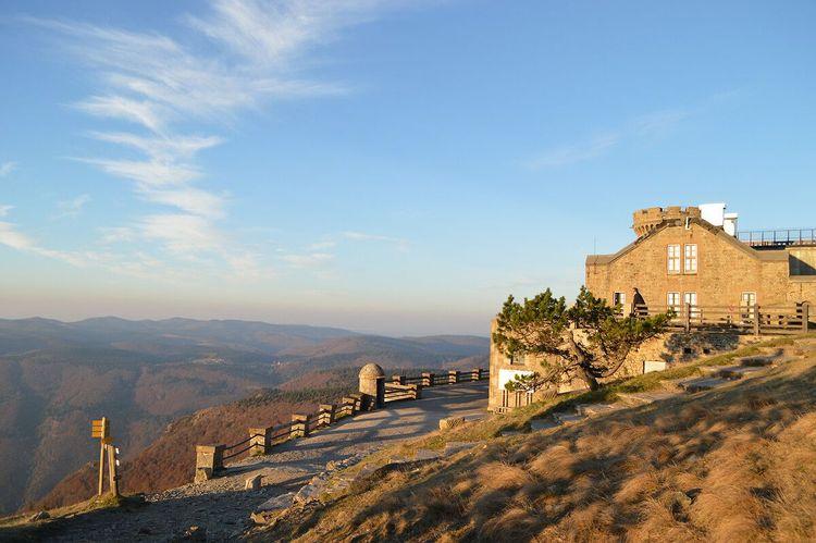 observatoire du Mont Aigoual