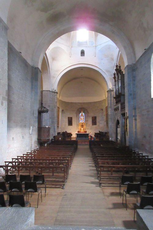 L'Abbatiale de Saint-Savin