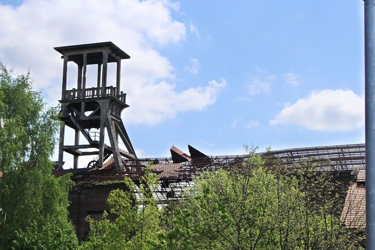 Patrimoine minier en danger