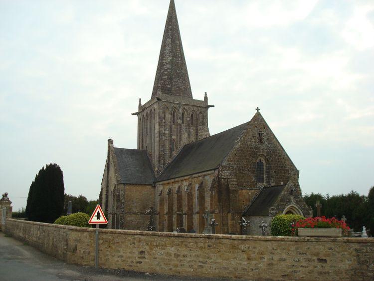 L'église Notre-Dame d'Appeville