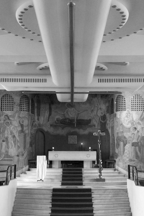 Chapelle Saint Louis de Gonzague - Franklin