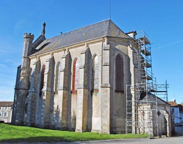 Chapelle Notre-Dame-du-Puy de Bourganeuf