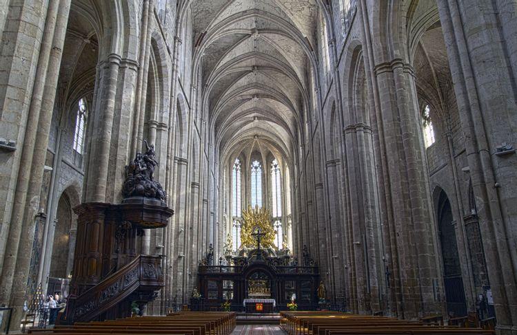 Crédits : Basilique Saint Maximin / Pascal Robin
