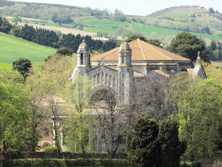 monastère Sainte-Marie de Prouilhe