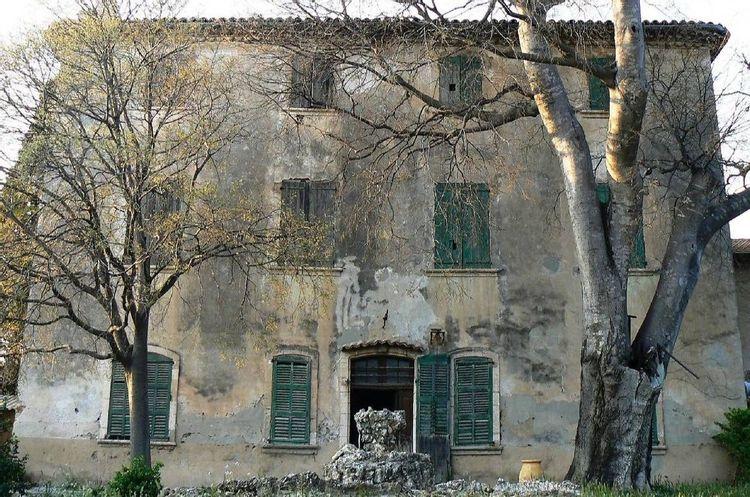 La bastide Marin à la Ciotat : projet de restauration