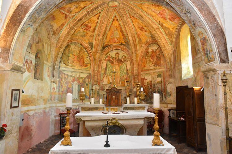 Chapelle Notre-Dame de Protection à Cagnes-sur-Mer