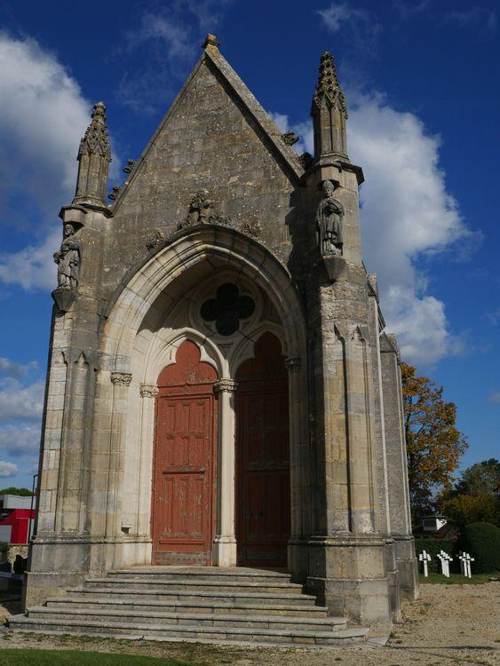 Chapelle d'Is-sur-Tille