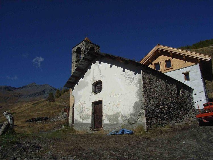 chapelle de pra roubaud à arbiès