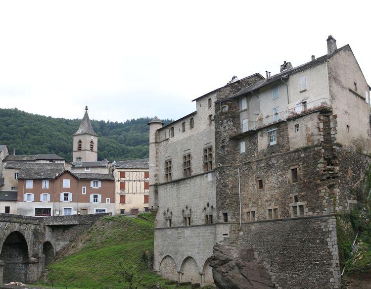 Château de LACAZE (Tarn)