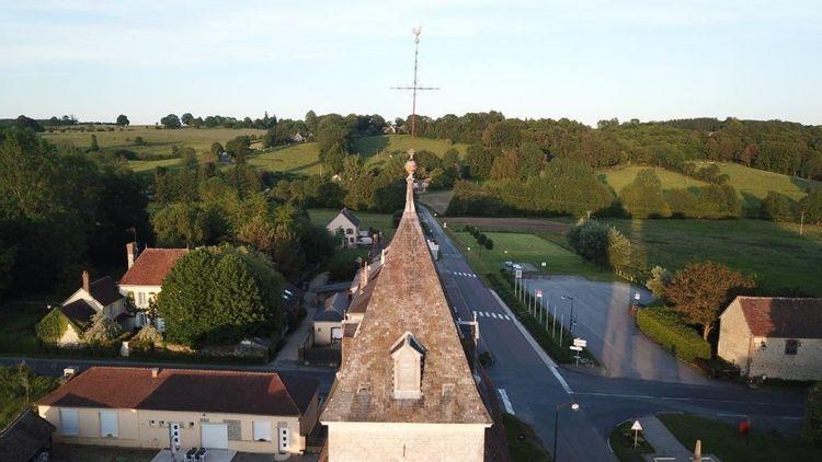 L'église Saint-Gervais et Saint-Protais de Feings
