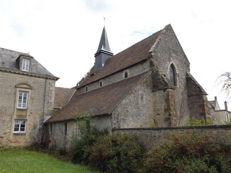 La chapelle de Cesny-Bois-Halbout