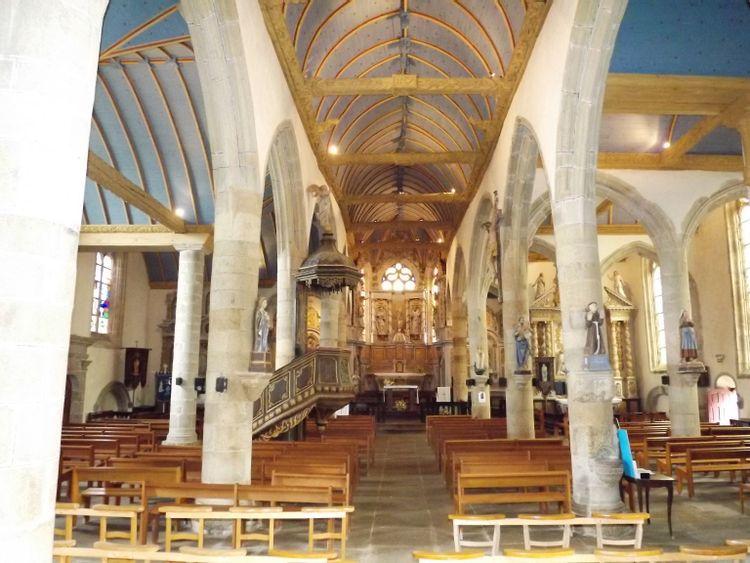 Eglise Notre-Dame de Bodilis
