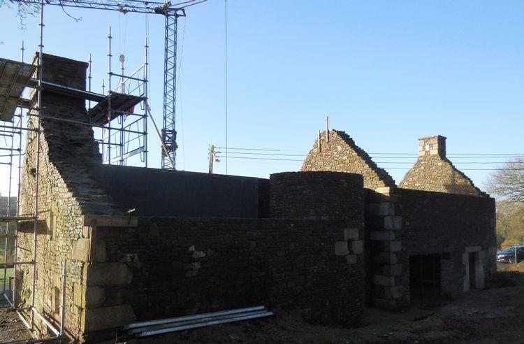 Manoir de Kerhouëder à Locarn