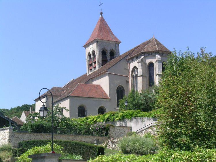 eglise saint-germain de saint-prix
