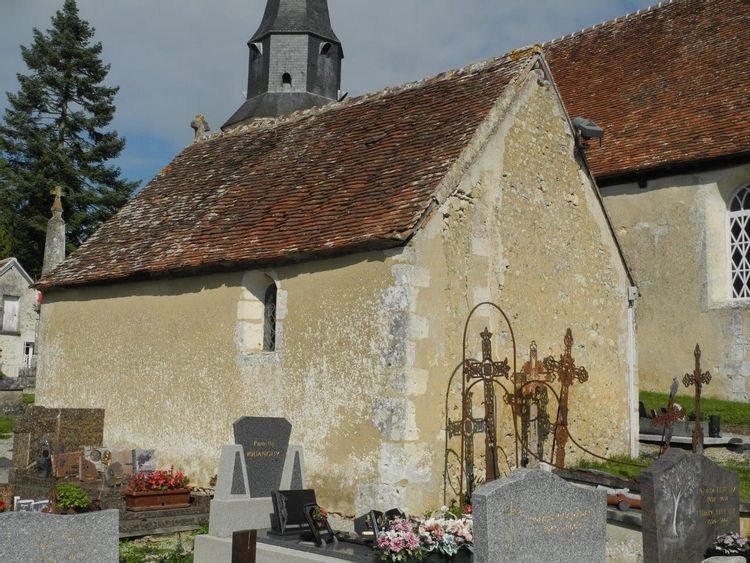 La chapelle Saint-Samson à Comblot
