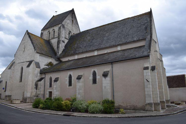 Eglise Saint-Cyr Sainte-Julitte de Monthou-sur-Cher