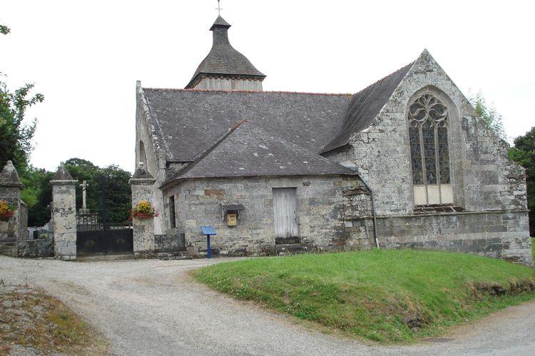chapelle de rosquelfen à laniscat